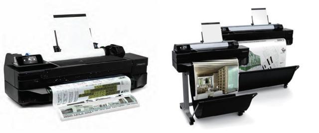 800168531 NUOVI PLOTTER HP DESIGNJET T120 E DESIGNJET T520